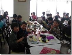 5②.昼食風景